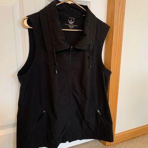 Chico's black vest